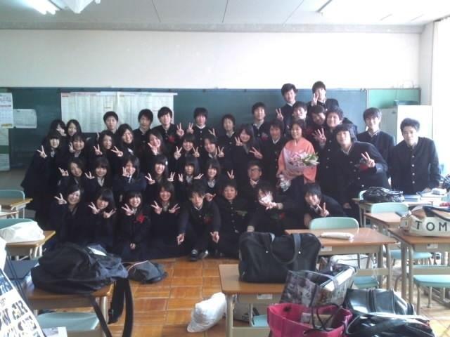 刀根山高等学校制服画像