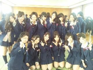 瀬戸高等学校制服画像
