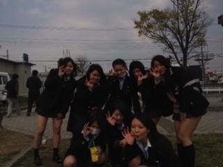 西成高等学校制服画像