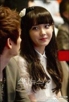 Iu and eunhyuk dating proof 1