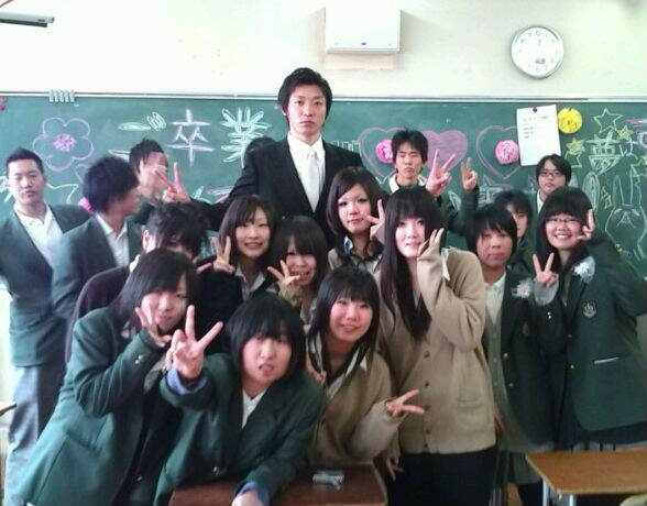 坂城高等学校制服画像