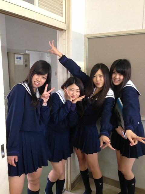 春日井東高等学校制服画像