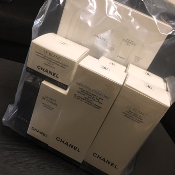 low priced 91651 e6d2a CHANEL 基礎化粧品 沖縄にて…|❤️ぐーたら主婦の食べログ ...