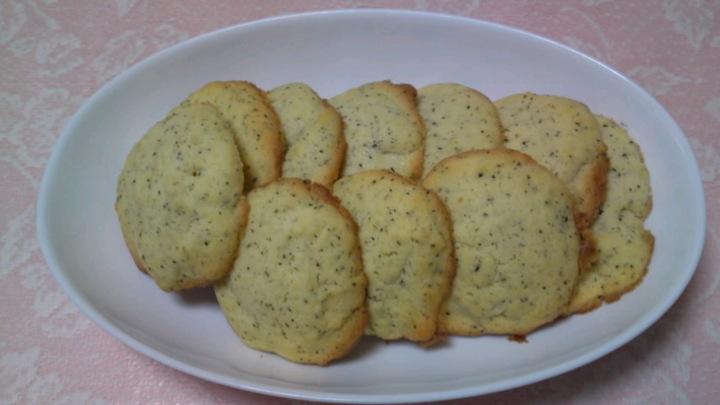 クッキー 強力粉